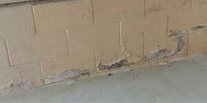 Leaky Basement Waterproofing