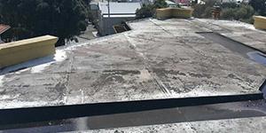 Roof Gutter and Deck Restoration